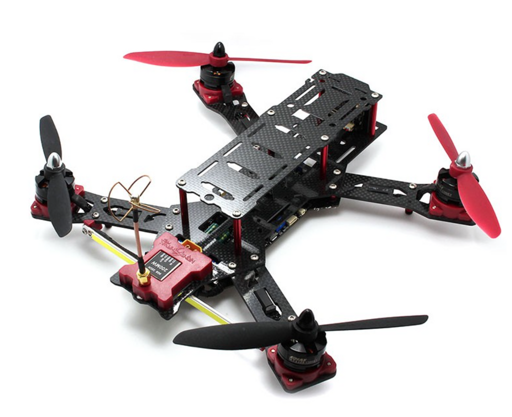 EMAX The NIGHTHAWK PRO 280 RTF - Carolina Dronz - 2