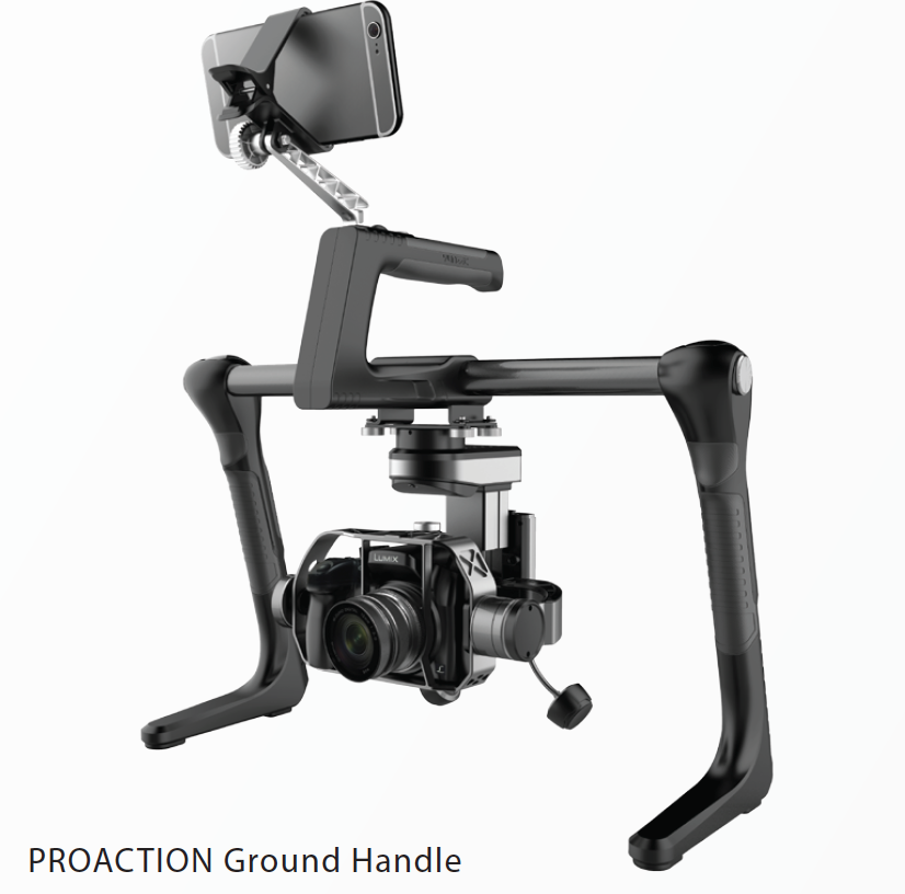 Yuneec CGO4 4K Camera and Gimbal with ProAction and Aluminum Case - Carolina Dronz - 2