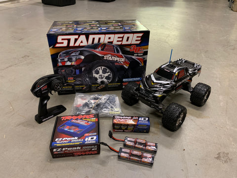 Pre-Owned Traxxas Stampede
