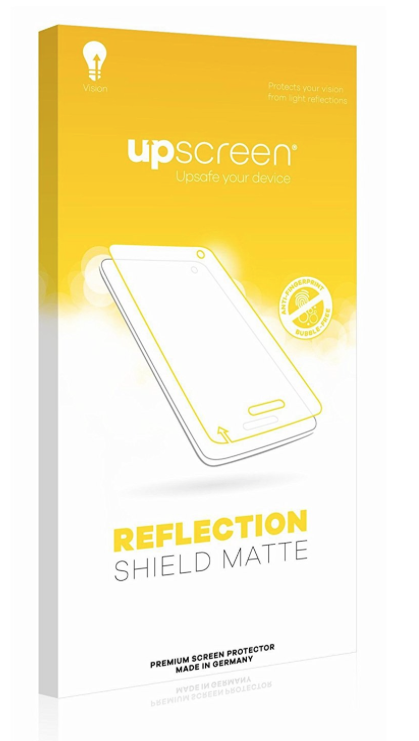 UPSCREEN Premium Reflection Shield Matte for YUNEEC ST16