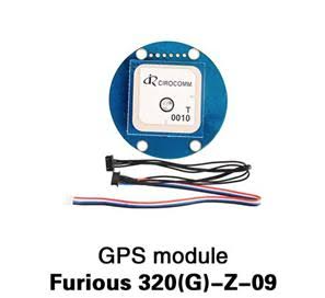 Walkera Furious 320 GPS Module - Carolina Dronz