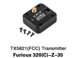 Walkera Furious 320 Transmitter - Carolina Dronz