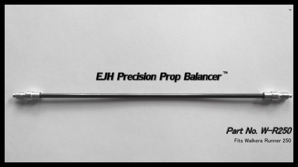 PRECISION PROP BALANCING ROD for DJI INSPIRE 1/Walkera RUNNER 250 - Carolina Dronz - 9