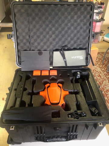 Pre-Owned Yuneec H520 with E90 And ET IR Thermal Cameras