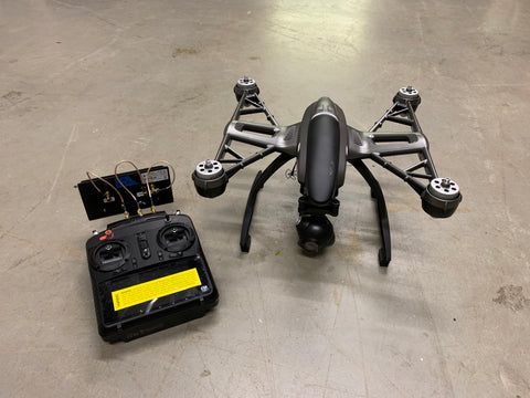 Pre-Owned Yuneec Q5004K with Boosted Antennas