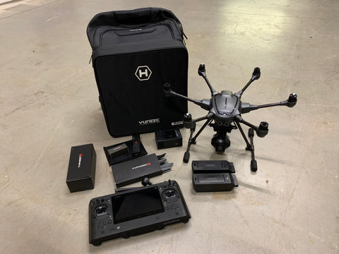 Pre-Owned Yuneec Typhoon H with RealSense