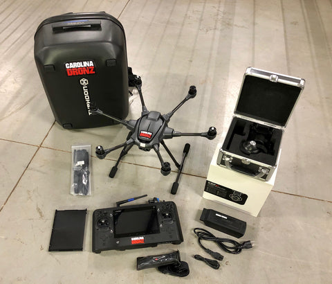 Pre-Owned Yuneec Typhoon H with CGO-ET Camera