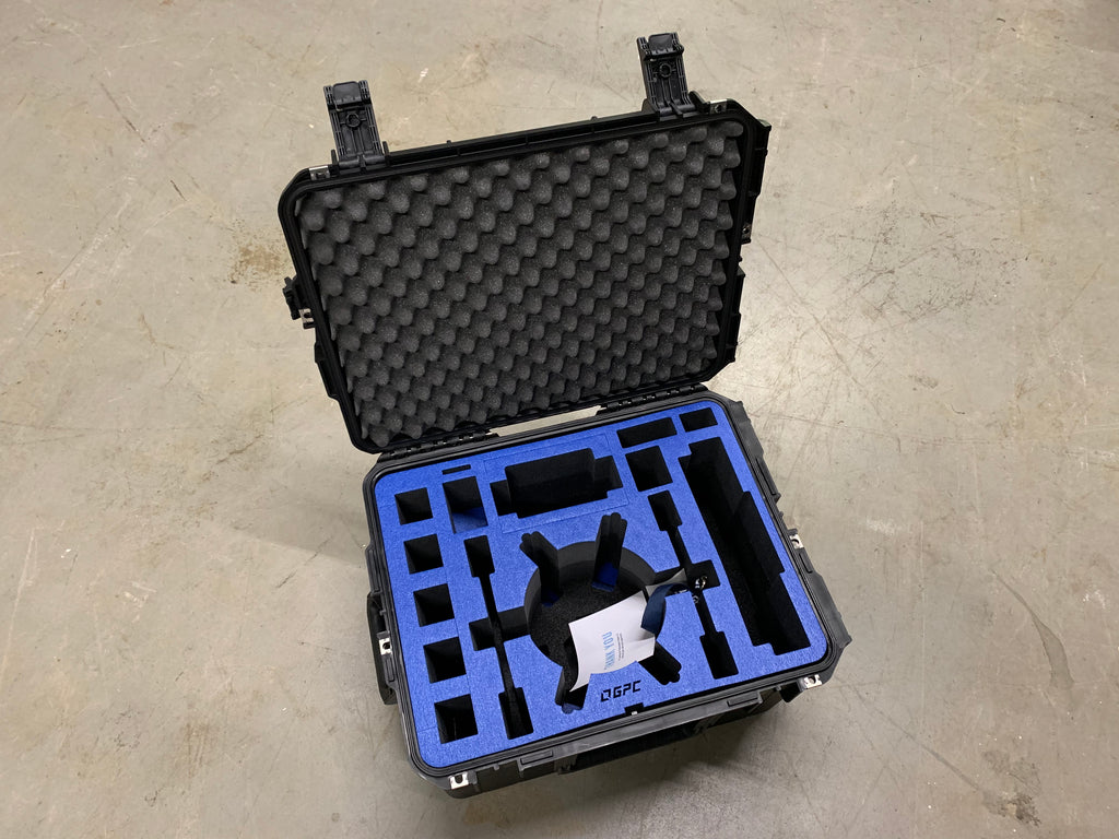 Pre-Owned GPC Hard Rolling Case for Yuneec Typhoon H