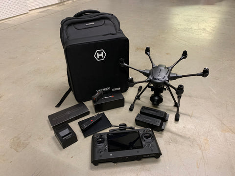 Pre-Owned Typhoon H with CGO3+ Camera & RealSense