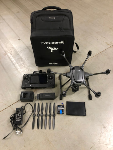 Pre-Owned Yuneec Typhoon H with CGO3+ Camera