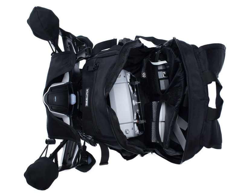 YUNEEC TYPHOON Sport Backpack for Q500 Series - Carolina Dronz - 2