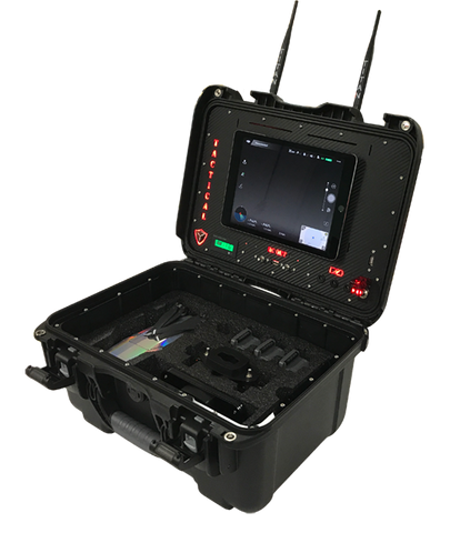 Titan Tactical Ground Station Case for DJI Mavic Pro