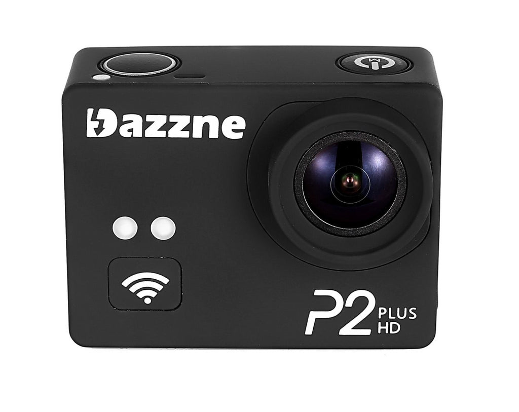 Dazzne P2 PLUS Sports Camera 2K30 1080P60 WIFI - Carolina Dronz - 20
