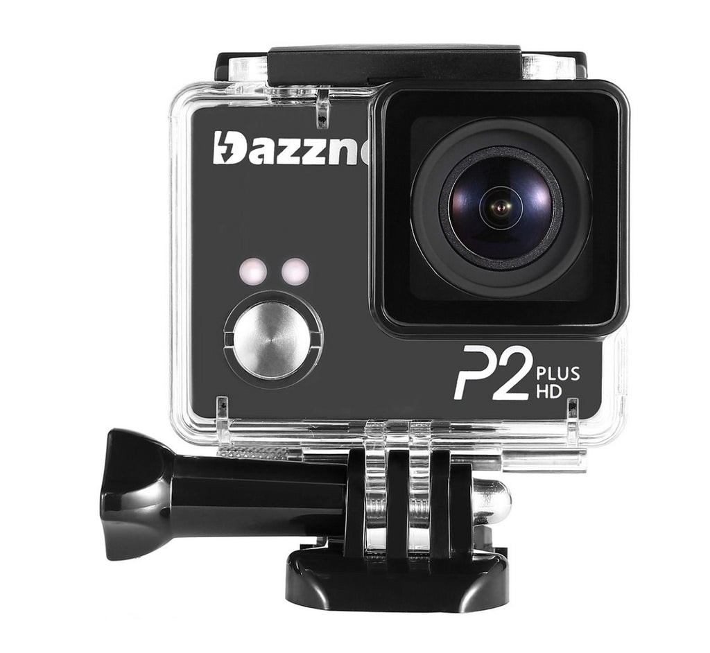 Dazzne P2 PLUS Sports Camera 2K30 1080P60 WIFI - Carolina Dronz - 22
