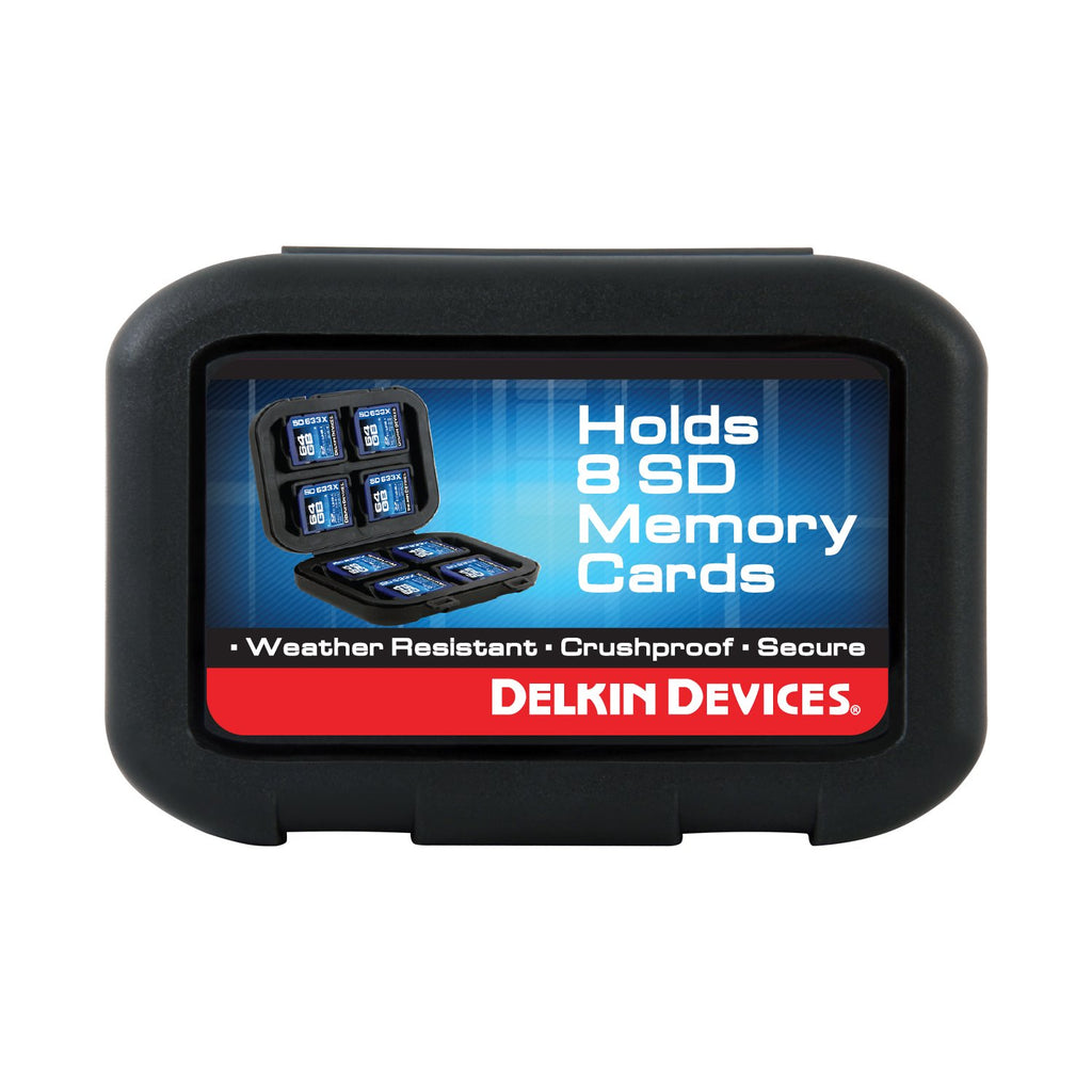 Delkin Devices SD Memory Tote