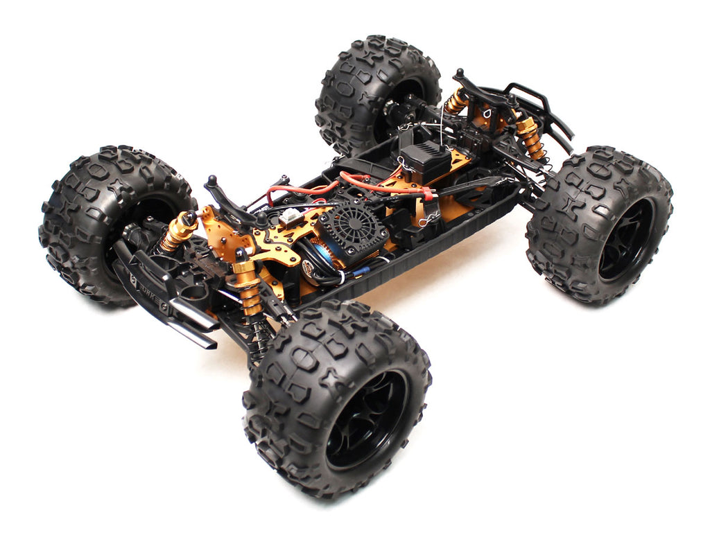 Maximus 1/8 4WD Brushless Monster Truck, Ready To Run, No Battery or Charger Included