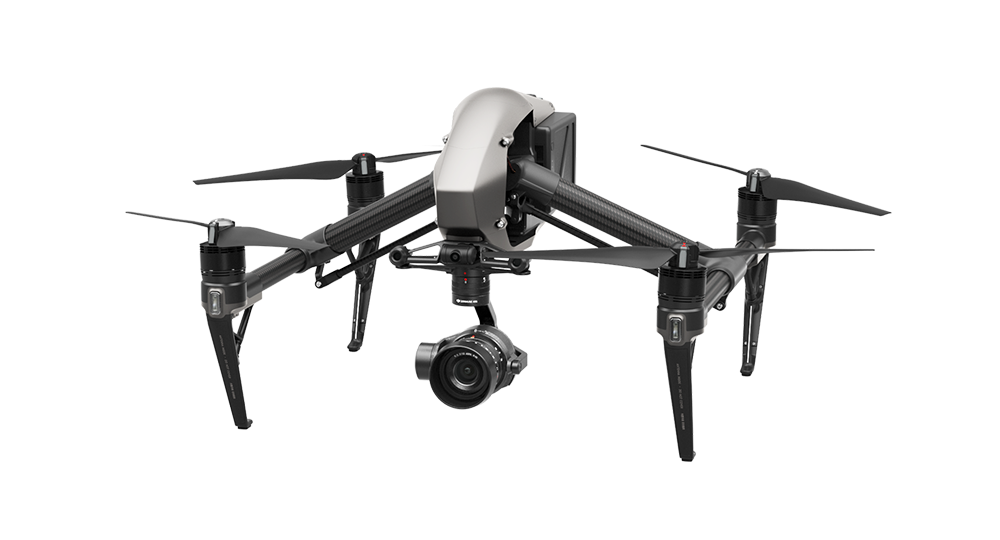 DJI Inspire 2 with Zenmuse X5S, Pro Package Pre-Order - Carolina Dronz - 1