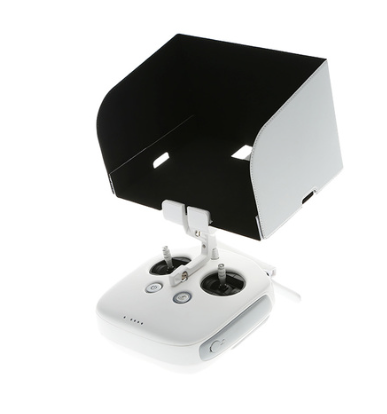 DJI Inspire 1 - Phantom 3 Remote Controller Monitor Hood (for Tablets,Pro/Adv) - Carolina Dronz - 1