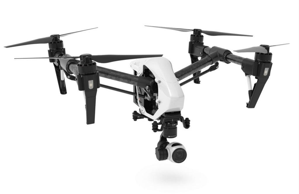 DJI Inspire 1 Versions 2 Quadcopter with 4K Camera & 3-Axis Gimbal - Carolina Dronz - 1