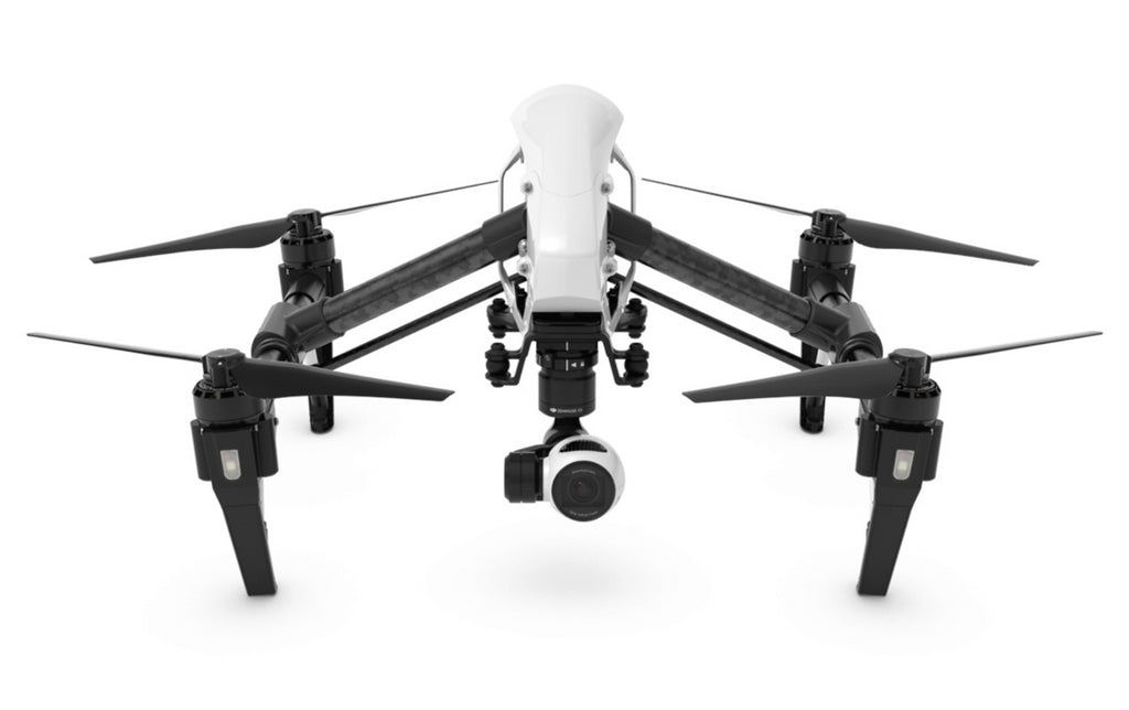 DJI Inspire 1 Versions 2 Quadcopter with 4K Camera & 3-Axis Gimbal - Carolina Dronz - 2