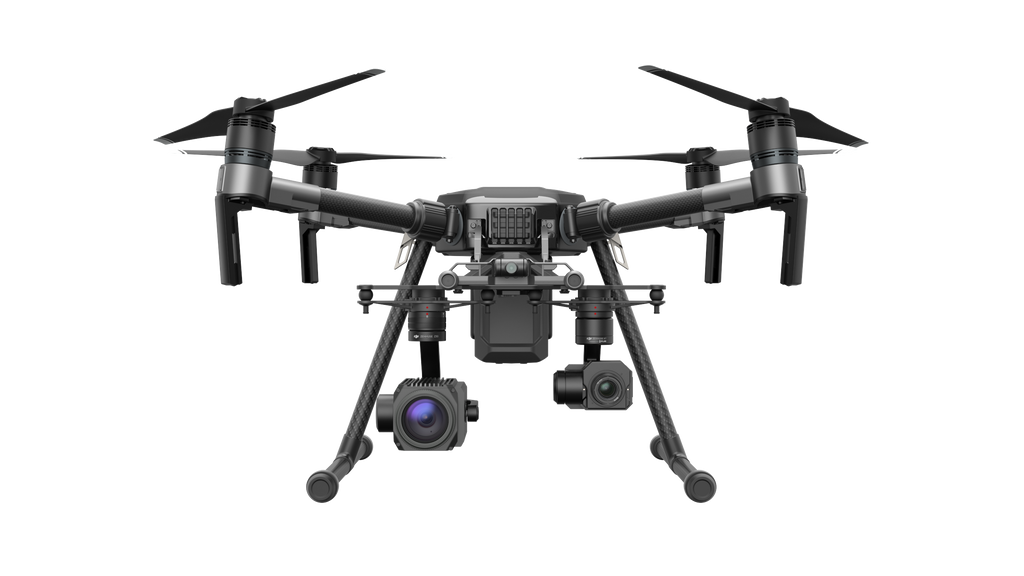 DJI Matrice 210 Professional, Industrial Quad Copter Drone