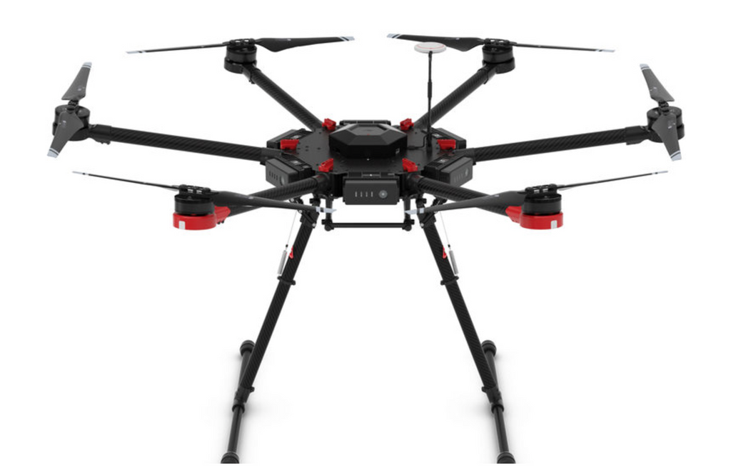 DJI Matrice M600 Hexacopter - Carolina Dronz