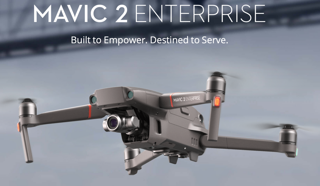 DJI Mavic 2 Enterprise Zoom | Carolina Dronz