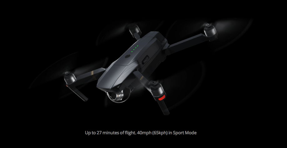 DJI MAVIC PRO Bundle Kit with 3 Batteries, PRE-ORDER - Carolina Dronz - 8