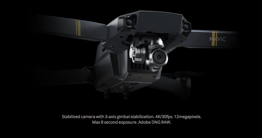 DJI MAVIC PRO Bundle Kit with 3 Batteries, PRE-ORDER - Carolina Dronz - 11