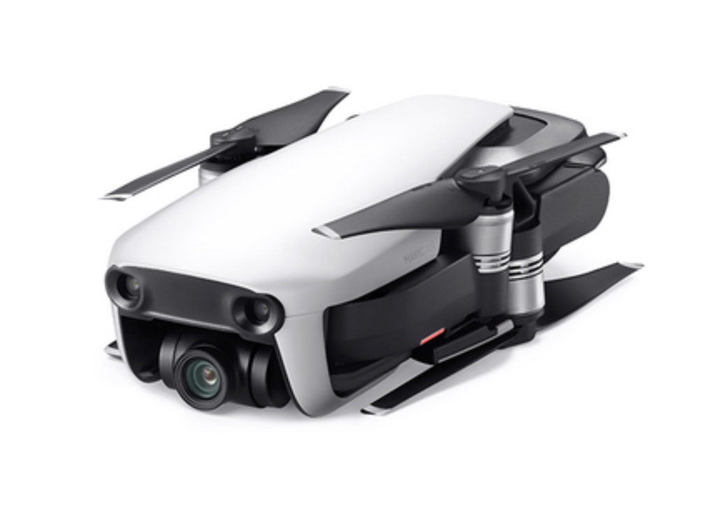 DJI Mavic Air, Portable Drone 4K 3 Axis Camera FLYMORE COMBO