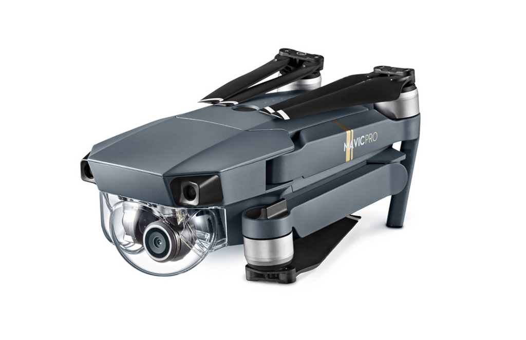 DJI MAVIC PRO With Radio - Carolina Dronz - 2