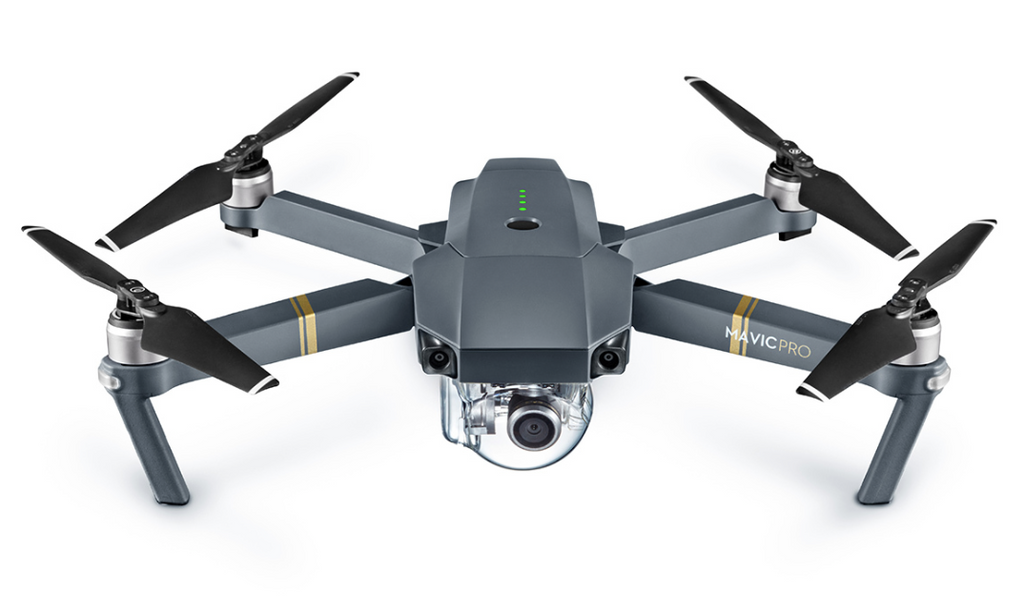 DJI MAVIC PRO With Radio, PRE-ORDER - Carolina Dronz - 1