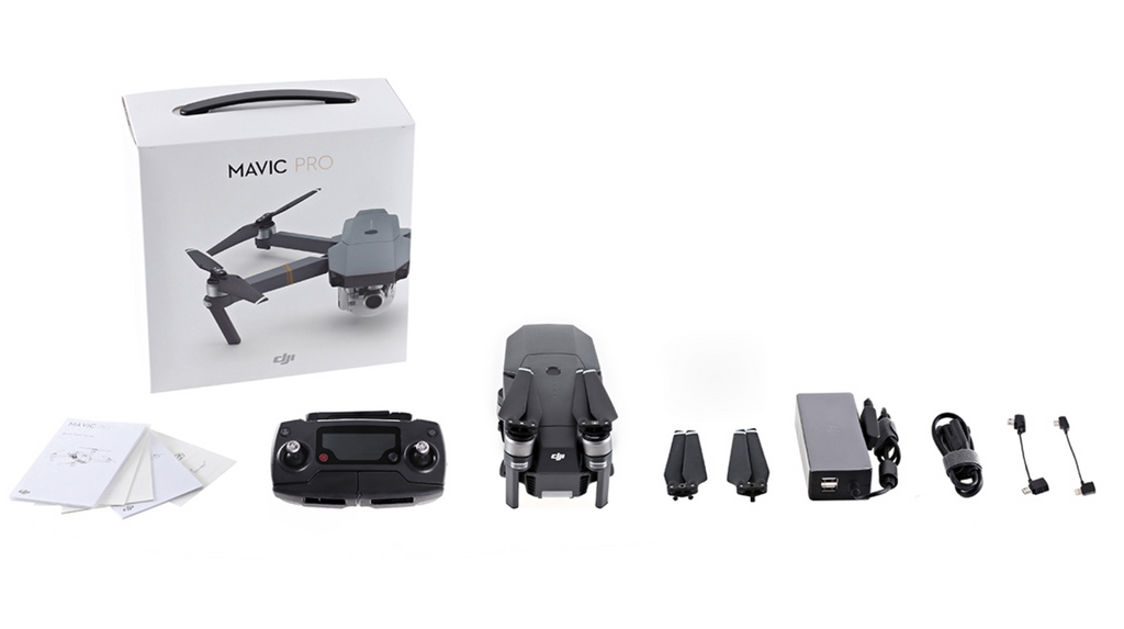 DJI MAVIC PRO With Radio - Carolina Dronz - 5