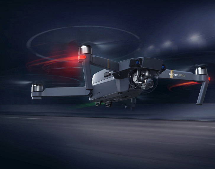 DJI MAVIC PRO With Radio, PRE-ORDER - Carolina Dronz - 6