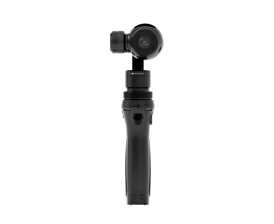 DJI Osmo Advanced Handheld Gimbal System with X3 Camera - Carolina Dronz - 6
