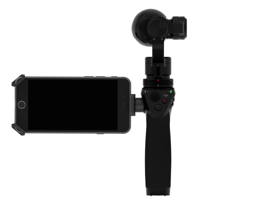 DJI Osmo Advanced Handheld Gimbal System with X3 Camera - Carolina Dronz - 4