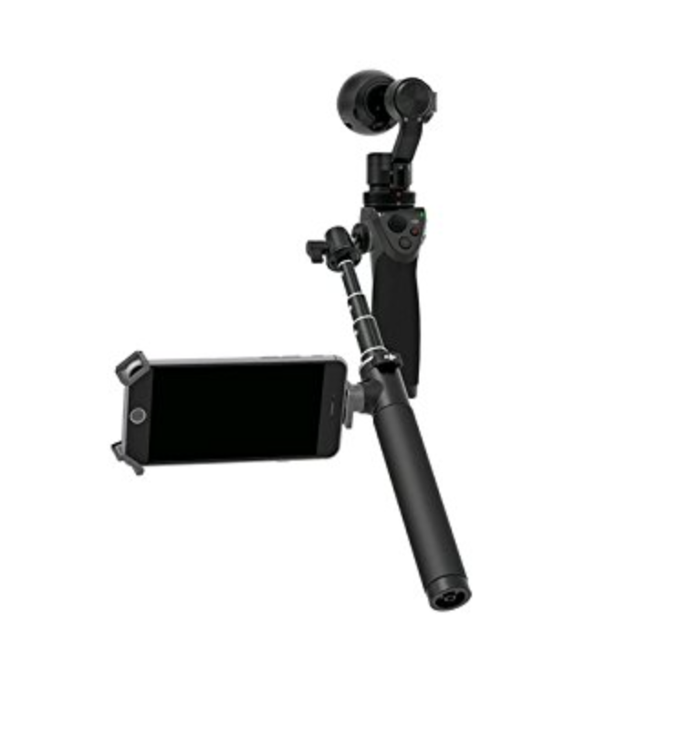 DJI Osmo Extension Stick Part 1 - Carolina Dronz