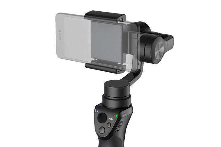 DJI Osmo Mobile Advanced Handheld Gimbal System for Smartphones - Carolina Dronz - 2