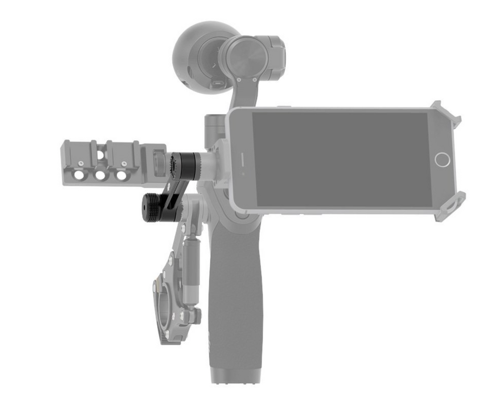 DJI Osmo Straight Extension Arm Part 5 - Carolina Dronz - 1