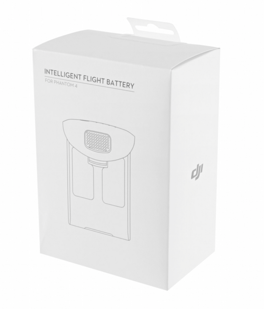 Phantom 4, 15.2V, 5350mah, Intelligent Flight Battery - Carolina Dronz - 2