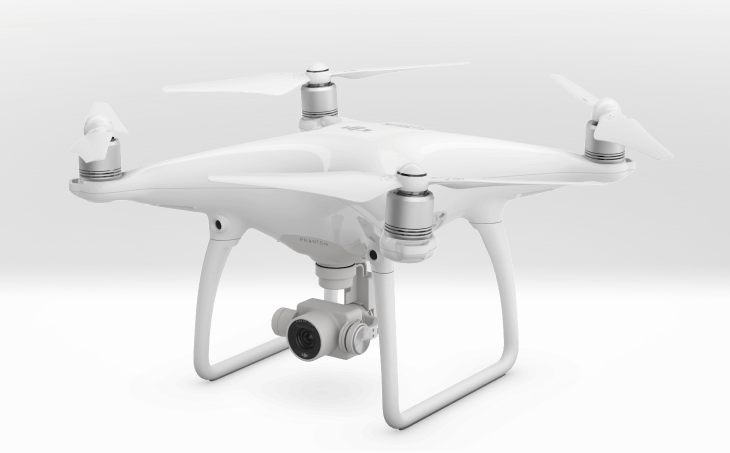 DJI PHANTOM 4 QUADCOPTER - Carolina Dronz - 1