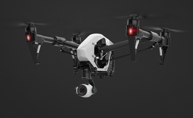 DJI Zenmuse Z3,  7x Zoom Camera for Inspire Series and Matrice Series Drones - Carolina Dronz - 8