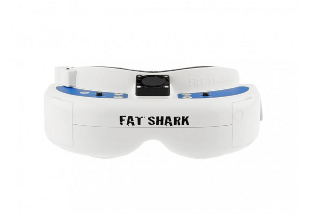 Fat Shark Dominator V3 FPV Goggles - Carolina Dronz - 2