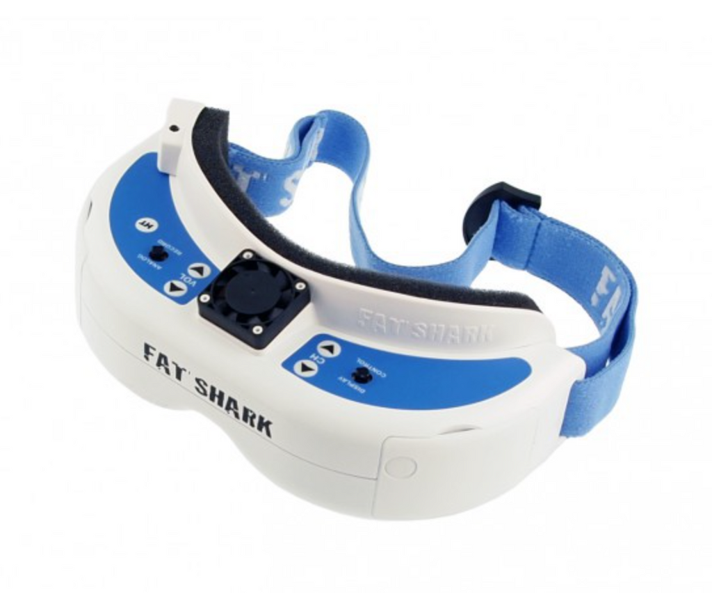 Fat Shark Dominator V3 FPV Goggles - Carolina Dronz - 1