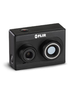 FLIR Duo Radiometric Dual Sensor Drone Thermal and Color HD Camera