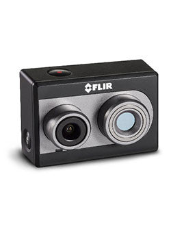 FLIR Duo Dual Sensor Drone Thermal and Color HD Camera - Carolina Dronz - 1