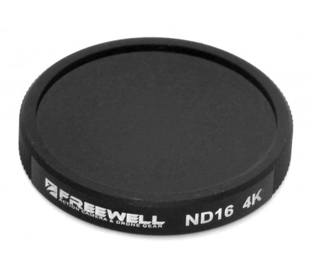 Freewell Autel Robotics X-Star Filter 4 Pack - Carolina Dronz - 3