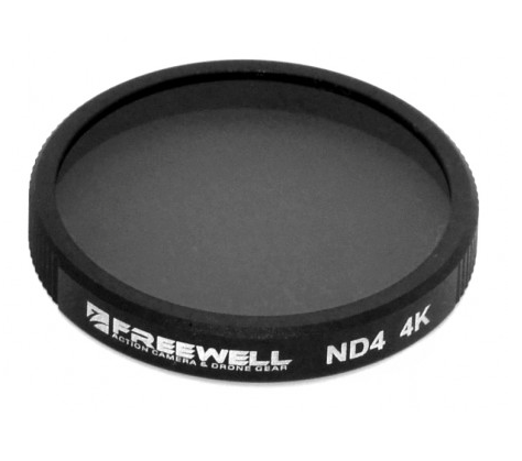 Freewell Autel Robotics X-Star Filter 4 Pack