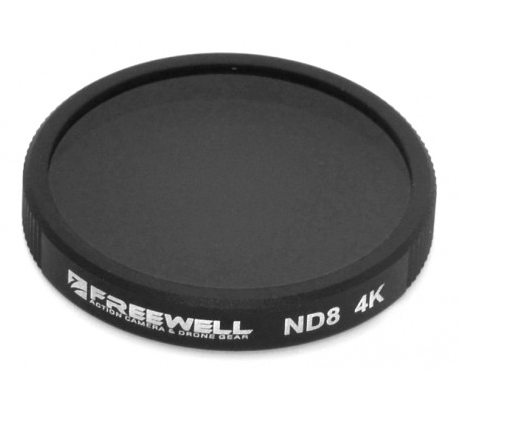 Freewell Autel Robotics X-Star Filter 4 Pack - Carolina Dronz - 4