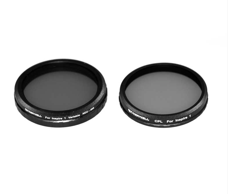 FREEWELL DJI INSPIRE 1 / OSMO FILTER 2-PACK - Carolina Dronz - 2